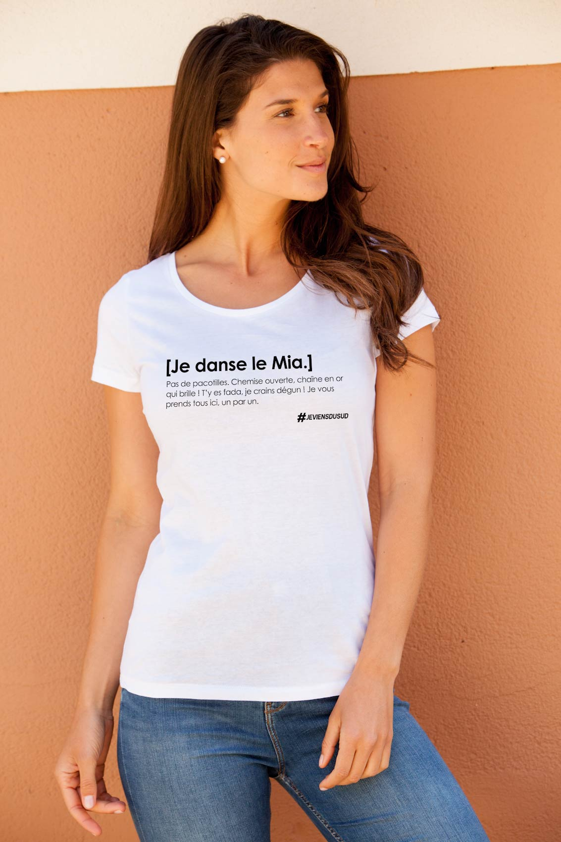 Le Collection Mia Shirt T Danse Crochets Je Femme eWEIbDH9Y2